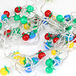 1PC LED Home Christmas Outdoors Decorate 6M 46 Dip Waterproof String Lights