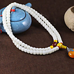 Strand Bracelets 1pc,White Bracelet Fashionable Circle 514 Agate Jewellery