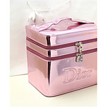 Candy Color Cosmetic Bag South Korea Cosmetic Box Large Capacity Storage