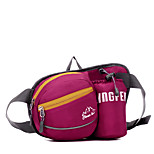 5L L Gym Bag / Yoga Bag / Daypack Camping & Hiking / Climbing / Fitness Outdoor / Performance / Leisure Sports MultifunctionalGreen /