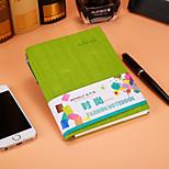 Gold Custom Open Notebook With Pen Business Office School Supplies Supply Department Store 10 Yuan