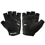 SAHOO® Summer Style Unisex Cycling Gloves Men Women Half Finger Shockproof Breathable MTB Road Bike Gloves