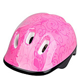 Kid's Sports Bike helmet 6 Vents Cycling Cycling / Skate Small: 51-55cm EPS / PVC Pink