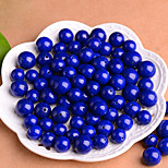 DIY Jewelry Blue Charms for Bracelet 4mm 95pcs