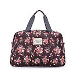 Travel Travel Bag / Toiletry Bag Travel Storage / Luggage Accessory Fabric Black / Grey / Blue / Pink