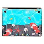 Super MOE Color 020 Bottom Side PVC Scratch Proof For MacBook Air 11 13 15,Pro13 15,Retina13 15,MacBook12
