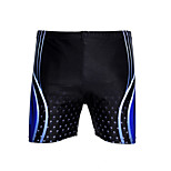 Sports Men's Swimwear Compression / Comfortable Swimwear Bottoms Adjustable Adjustable Black Black L / XL / XXL