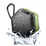 M-08 IP65 Waterproof Portable Outdoor Wireless Bluetooth 4.0 NFC Mini Speaker-Army Green+Black