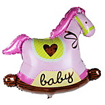 Aluminum Foil Balloons Flying Horse Birthday Wedding Cartoon Balloons Decorate The Christmas And New Year