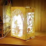 1pc levou aniversário criativo handwork presente valentine decoração nterior noite luz