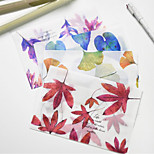 Beautiful Envelopes Translucent Matte Paper Bags Of Cocoa Kingdom 8 Pcs
