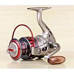 Molinetes Rotativos 5:5:1 10 Rolamentos Trocável Pesca de Mar / Pesca Geral-DF1000 YUMOSHI