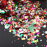 Photoelectric Color Paper Hand Throwing Sequins Hand Throwing Flowers Flash Paper Wedding Supplies Hand Sprinkle