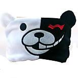 Black And White Bear Cute Face Patch Two Cartoon Eye Protector Anime Peripheral (Random Delivery)