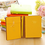 Large South Korean stationery with notebook Notepad