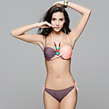 Women  Bikini two-Piece Swimsuit