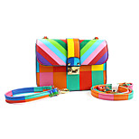 Fujiflim rainbow camera bag 7/8/25/50s/90s camera bag Single shoulder bag Commuter bag