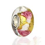 DIY Jewelry Flower Charm for Bracelet