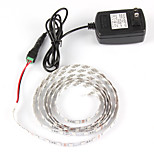 LED Grow Lights  DC12V Growing LED Strip light 2m non waterproof Plant Growth Light Set with Adapter