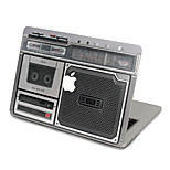 MacBook Front Decal Sticker Radio For MacBook Pro 13 15 17, MacBook Air 11 13, MacBook Retina 13 15 12