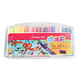 Marco Pastel Painting 36 Color Rotary Children Crayons Marker