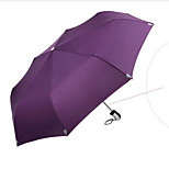 Authentic Touch Heaven Umbrella Three Folding Clear Umbrella Business Umbrella Advertising Can Be Customized