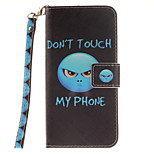 Para Samsung Galaxy Note7 Cartera / Soporte de Coche / Flip / Diseños Funda Cuerpo Entero Funda Palabra / Frase Dura Cuero Sintético
