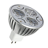 3W MR16 250LM Warm Cool White Color Led Light Bulbs Led Spot Light(DC 12V)