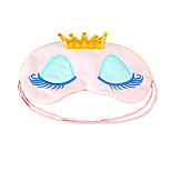 Crown Eyelashes Beauty Sleep Eyeshade Cartoons