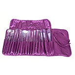 18 Sistemas de cepillo Pincel de Pelo de Cabra / Pelo Sintético Cobertura completa Madera Rostro ShangYang