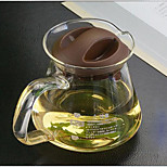 360Ml Heat-Resistant Glass Tea Pot Coffee Pot Coffee Pot Hand Punch Can Be Personalized Custom