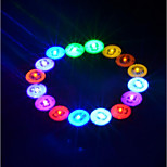 Christmas New Korean Zircon Luminous Magnet Earrings Unisex Flash Flash Diamond Earrings Without Pierced Decoration