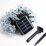 1PC LED Solar Home Christmas Outdoors Decorate 7M 50Dip String Lights