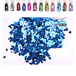 New Arrival 1 Boxes DIY Fashion 12 Colors Diamond Sequins for Nail Jewelry Decoration