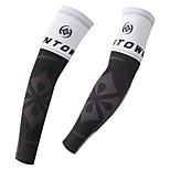 Men's Cycling Arm Warmers Unisex BikeBreathable Star Styles Pattern Sunscreen Quick-drying Arm sleeve 1 Pair