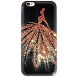 Shockproof/Pattern Sexy Lady TPU Hard Case Back Cover Fundas For iPhone 6s Plus/6 Plus/iPhone 6s/6/iPhone 5/5s/SE