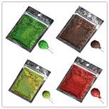 1pcs Nail Art Beautiful Color Colorful Laser Glitter Powder Nail DIY Decoration L05-08