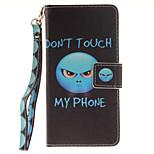 Per Custodia Sony / Xperia Z3 A portafoglio / Porta-carte di credito / Con chiusura magnetica / Fantasia/disegno Custodia Integrale