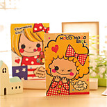 T South Korean Stationery Cute Cartoon Kitty Little Book Student Notebook