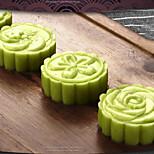 5шт / Комплект Файлы cookie Круглый Печенье Шоколад Для приготовления пищи Посуда Для получения хлеба Пластик Пасха Новый год День