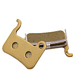 GEKOO Cycling Disc Brake Metal  Pads for Shimano XTR with Steel