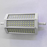 R7S 118mm 108x 3014SMD 10W Warm White / Cool White 900LM 220Beam Horizontal Plug Lights  Flood Light AC85-265V