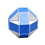 Toys / Magic Cube 3*3*3 / Magic Toy Smooth Speed Cube Magic Cube puzzle Navy / Orange / Rose Plastic