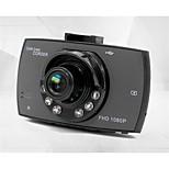 HD 1080p g30 registrador de la conducción de infrarrojos de visión nocturna bucle de vídeo de 120 grados de ángulo amplio
