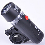 Bike Light,Bike Lights-1 Mode 50 Lumens Easy to Carry Otherx4 Battery Cycling/Bike Black Bike Other Q5