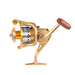 Spinning Reels 5.2/1 11 Ball Bearings Exchangable Spinning / Lure Fishing-RG2000 NINGWEI