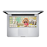 Super MOE Color 005 Keyboard PVC Scratch Proof For MacBook Air 11 13 15,Pro13 15,Retina13 15,MacBook12