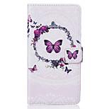 Ganzkörper Kartenhalter / Brieftasche / mit Ständer / Flip Other PU - Leder Weich Fall-Abdeckung für AppleiPhone 6s Plus/6 Plus / iPhone