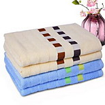 High-grade Pure Cotton Squares Classic Thickening Bibulous Big Bath Towel