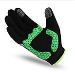 Activity/ Sports Gloves Cycling/Bike Unisex Full-finger GlovesAnti-skidding / Keep Warm / Wearproof / Reduces Chafing / Ultraviolet
